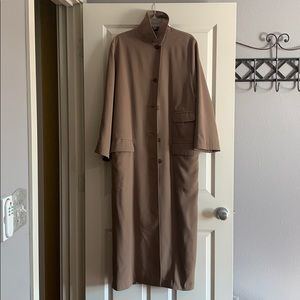 Hilary Radley Khaki Trench Coat